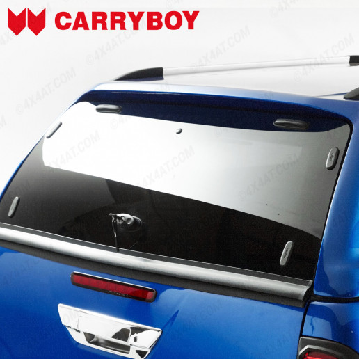Carryboy S6 Complete Rear Glass Door for Toyota Hilux