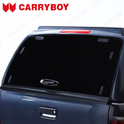 Carryboy Workman Complete Rear Glass Door for Toyota Hilux 2005-