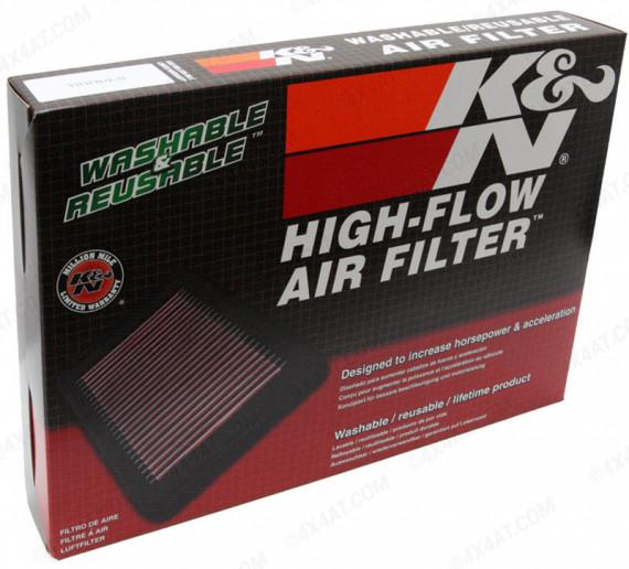 Volkswagen Amarok 2010 On K&N Performance Air Filter