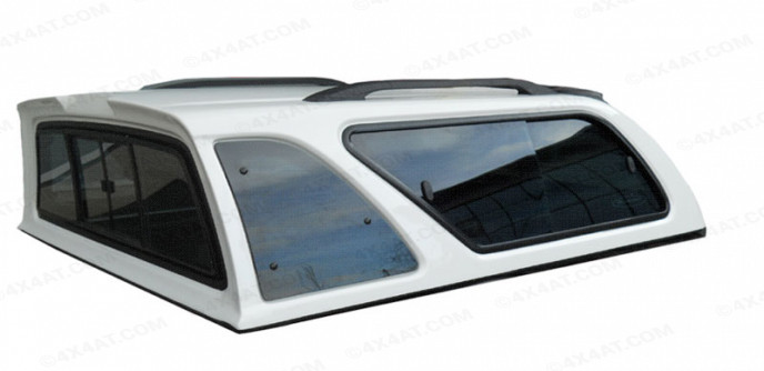 Carryboy Leisure Canopy in Primer for Hilux