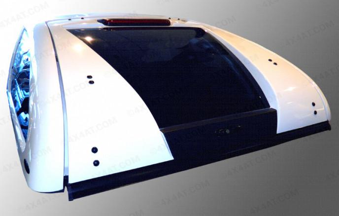 Carryboy G500 Rear Door for Nissan Navara D40 2005 -2014 Models