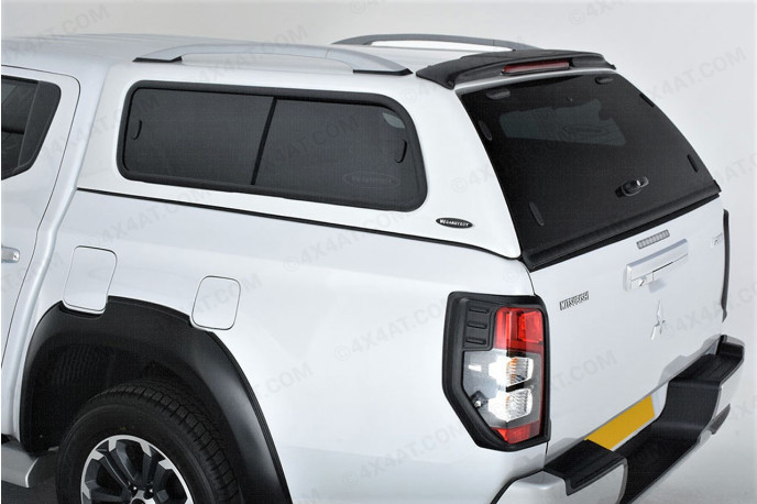 Mitsubishi L200 Double Cab Series 6 Carryboy Windowed Leisure Hard Top Canopy