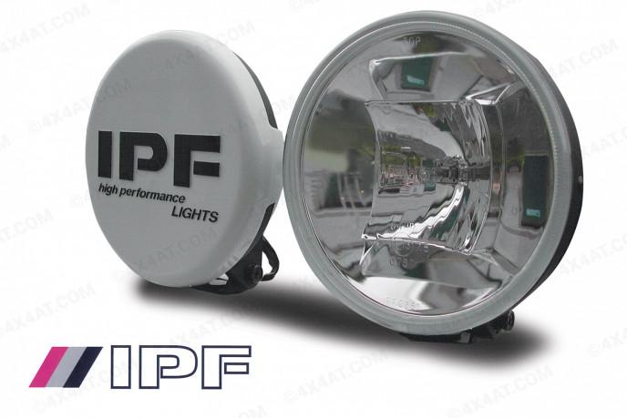 IPF 968 6 Inch Round Spot Lights