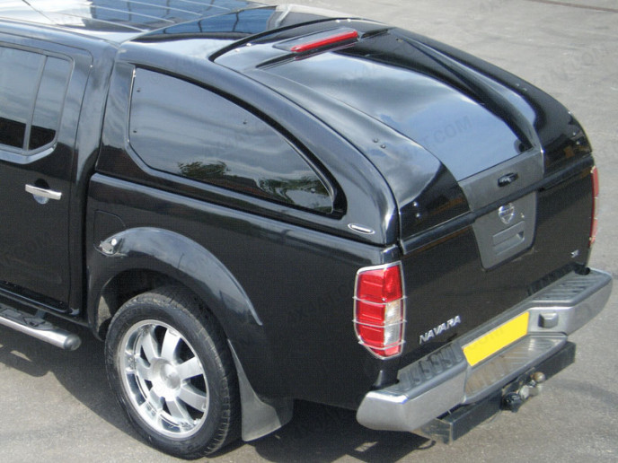 Nissan Navara D40 Double Cab Carryboy G500 Supersport Hard Trucktop