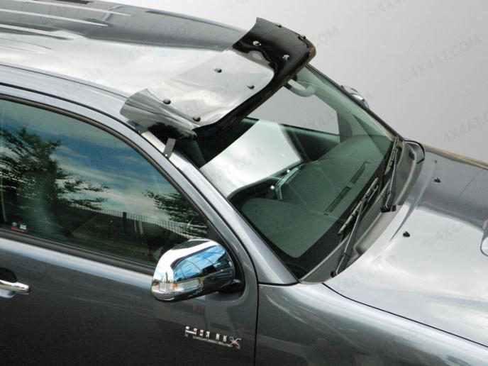 Toyota Hilux Mk6-7 Windscreen Sun Shade Visor