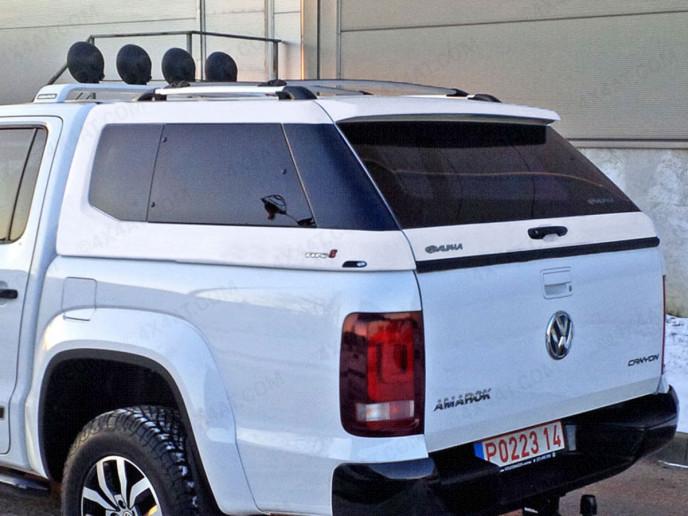 Volkswagen Amarok Alpha Type-E Hard Top In Paintable Primer Finish