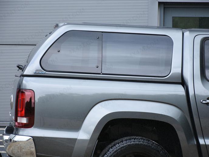 Aeroklas Hard Top Leisure Canopy With Window Sides