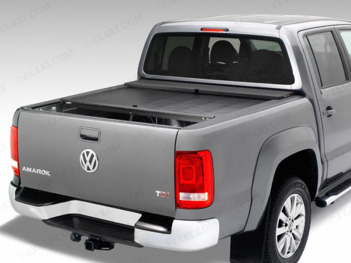 VW Amarok Roll N Lock Roller Shutter Tonneau Cover