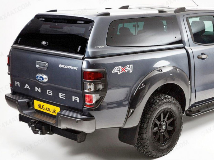 Ranger double cab fitted with Carryboy Series 6 Hard Top