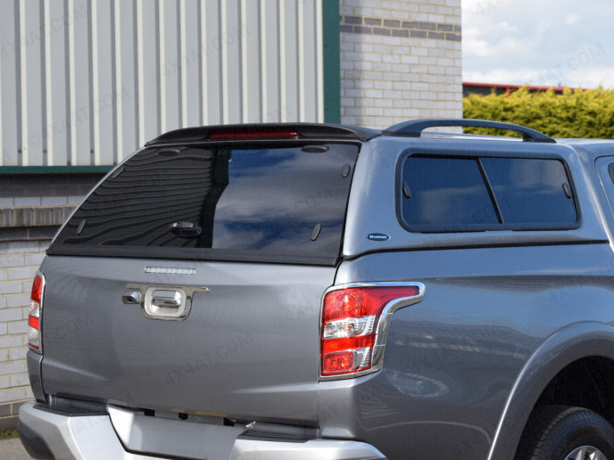 Carryboy Leisure Hard Top Canopy For The Fiat Fullback Double Cab 2016 Onwards