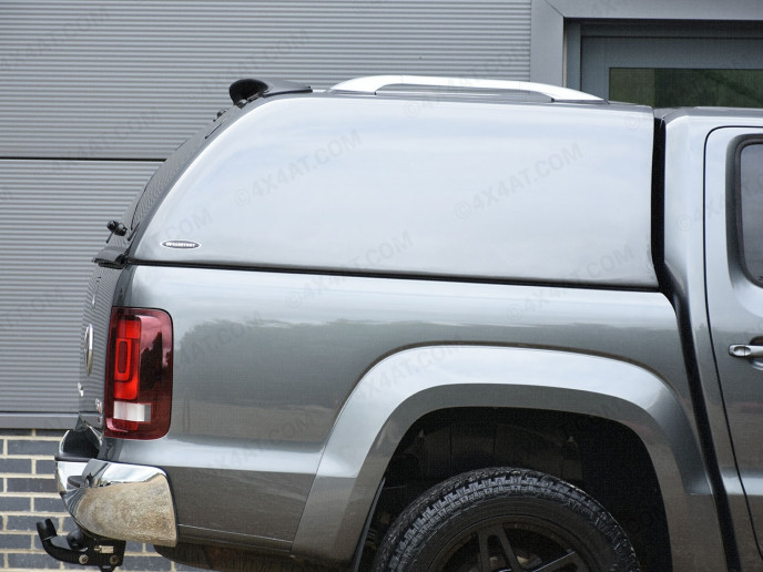 VW Amarok Double Cab Carryboy Hard Trucktop Commercial Blank Sides With Central Locking