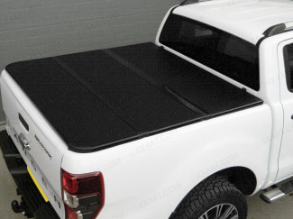 Ford Ranger Mk5 2012 On Heavy Duty Alloy Tri-Folding Pick-up Tonneau