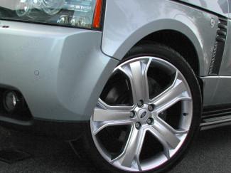 22 Inch Range Rover Sport Star 5 Spoke Alloy Wheels