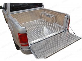 VW Amarok Samson Chequer Pickup Bed Liner