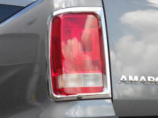 Volkswagen Amarok Tail Lamp Surround Chrome