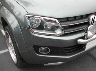 Volkswagen Amarok Headlamp Surround Chrome