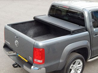 Volkswagen Amarok Heavy Duty Alloy Tri-Folding Pick-up Tonneau