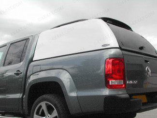 VW Amarok Double Cab 2011 on Carryboy Commercial Primer Canopy