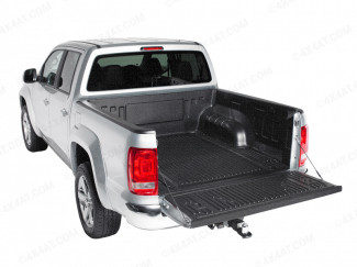 VW Amarok 2011 On Double Cab Proform Load Bedliner - Over Rail