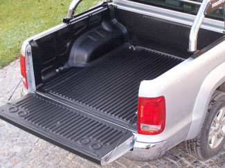 VW Amarok 2011 On Double Cab Proform Load Bedliner - Under Rail