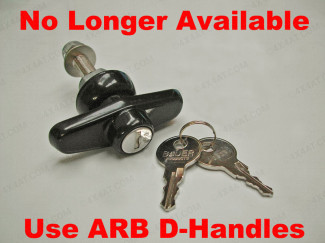 ARB Spare Parts 70mm Door Handles and Keys