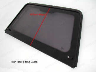 ARB Canopy High Roof Tail Gate Door Glass for D22/D23/L2005/Rodeo