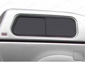 ARB Side Window Double Cab Sliding RH