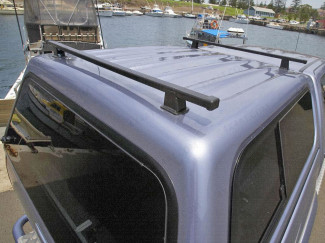Roof Bars System for Low Roof ARB Canopies On Mitsubishi L200 Mk5