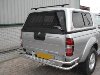ARB Mk1 Tailgate Glass Rear Door 510mm Low Roof
