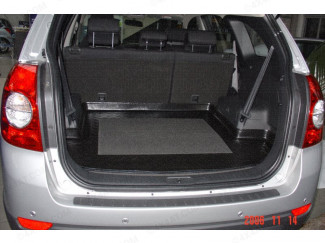 Chevrolet Captiva Fitted Boot Liner (2007-2012)