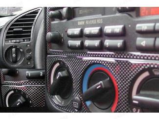 Nissan Navara D22/23 Carbon Fibre Style Dashboard Trim