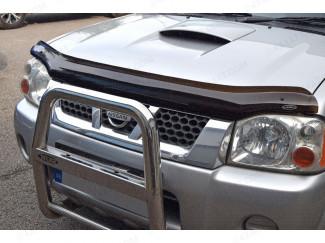 Nissan D23 Bonnet Guard (Dark Smoke)