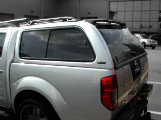 Nissan Navara D40 Carryboy Leisure Hard Top