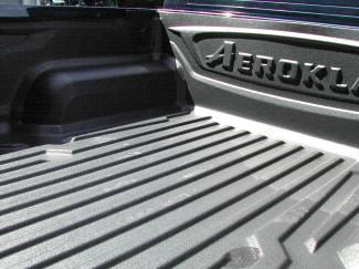 Nissan Navara D40 King Cab No C Channels Aeroklas Heavyduty Pickup Bed Tray Liner Under Rail