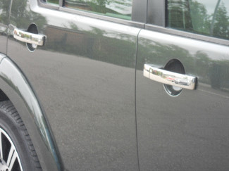 Landrover Discovery 3 05-09 Stainless Steel Door Handle Cover