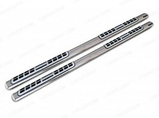 Land Rover Freelander 2 Side Bars Stainless Steel