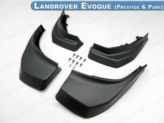 Ranger Rover Evoque Prestige And Pure Mud Guards 4pc Set