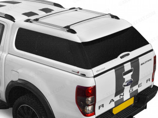 New Ford Ranger 2019 Onwards Wildtrak fitted with an Alpha type E hard top UK