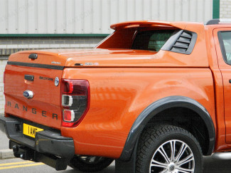 Alpha SC-Z load bed cover for the Ford Ranger T6