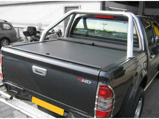 GREAT WALL STEED DOUBLE CAB ROLL COVER - ROLL AND LOCK LID