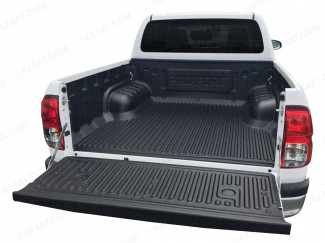 Pickup Bed Tray Liner Under Rail