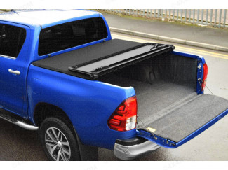 Toyota Hilux Double Cab Hard Folding Pickup Truck Tonno