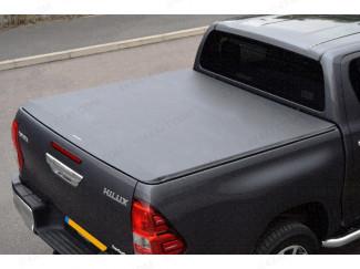 Double Cab Roll-up Soft Tonneau