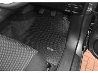 Toyota Hilux 2016 On Tailored Floor Mats - Automatic Transmission