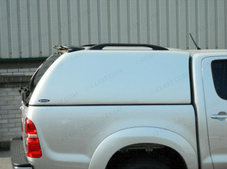 Toyota Hilux Double Cab 2005-2012 Carryboy 560 Commercial Truck Top Canopy In Primer