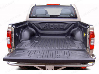 Great Wall Steed Double Cab Aeroklas Heavyduty Pickup Bed Tray Liner Over Rail
