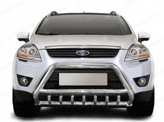 Ford Kuga 2008-2012 Stainless Steel Front Bull Bar