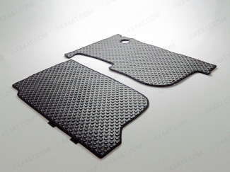Tailored Mat Set For Mitsubishi L200 Mk5-6 Double Cab Except 4Work And 4Life