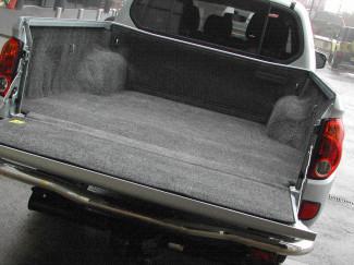 MITSUBISHI L200 MK5/6 LONG BED BEDRUG CARPET PICKUP LOAD BED LINER