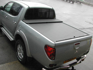 MITSUBISHI L200 MK5/6 LONG BED 09- ROLL COVER - ROLL AND LOCK LID